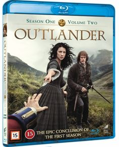 14,95€. Outlander - Kausi 1: Vol. 2 (Blu-ray) (3 disc) (Blu-ray)