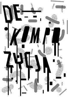 nikodem pręgowski - typo/graphic posters