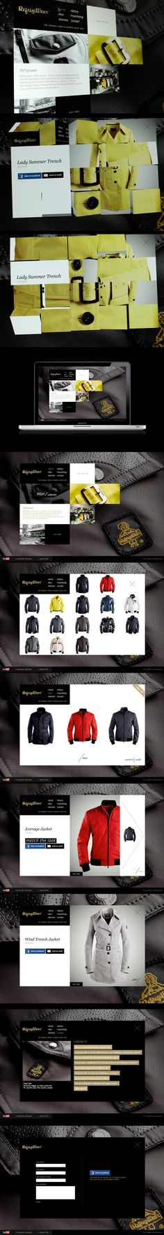 Refrigiwear Collection AW/11 - By ThinkingAbout™