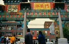 Chinatown in Vancouver. Finally getting the love from the new generation of Vancouverites. You will be neglected no more. Tell The World, Change The World, Canada North, Search People, Installation Art, Vancouver, Road Trip, North Pole, Culture