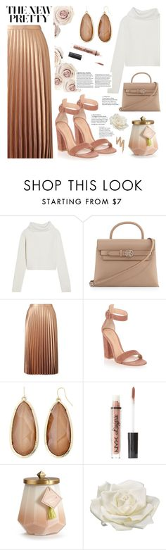 """""""Neutral style"""" by irixiketa ❤ liked on Polyvore featuring Haider Ackermann, Alexander Wang, Miss Selfridge, Gianvito Rossi, Mixit, Charlotte Russe, Illume, Allstate Floral and Urban Decay"""