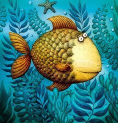 fish by Piotr Socha