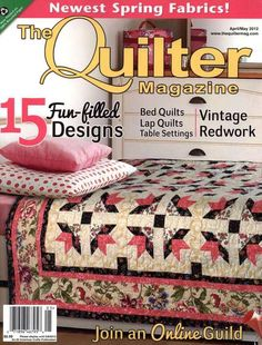 The Quilter Magazine 2012 Apr./May