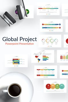 Global Project PowerPoint Template