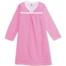 Roze nachthemd