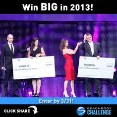 Win Big With Beachbody