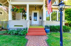 A VA loan is a mortgage loan in the United States.There are a number of groups of people who qualify for a VA mortgage. Veterans with honorable discharges Porches, American Flag Decor, Sell Your House Fast, Protecting Your Home, Garden Club, Home Ownership, Investment Property, Investment Quotes, Porch Decorating