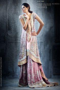 Sana Safinaz wedding collection
