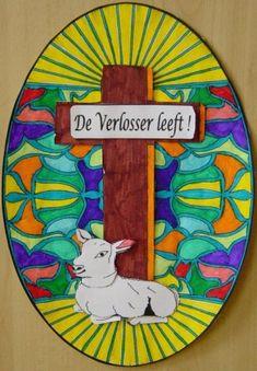 PASEN. Jezus de Verlosser leeft 3d www.gelovenisleuk.nl