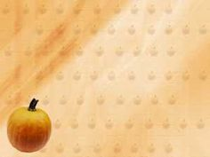 Pumpkin PowerPoint Templates and Backgrounds | Free Beige and Brown #PowerPoint Templates - http://www.indezine.com/powerpoint/freetemplates/1846.html