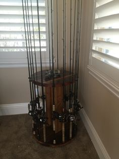 1000 Ideas About Fishing Pole Holder On Pinterest Rod