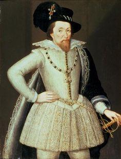 James VI (Scotland) and I (England)1603 - 1625