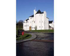 Glenskirlie Castle, Banknock
