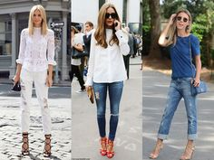 Como deixar o jeans rasgado chic - Moda it