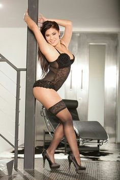 Pornstar london keyes stockings
