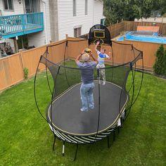Spring Free Trampoline, Fun Trampoline Games, Small Trampoline, Trampoline Reviews, Toddler Trampoline, Trampoline Springs, Rebounder Trampoline, Backyard Trampoline