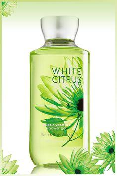 Wake up with a burst of citrus sunshine! #WhiteCitrus