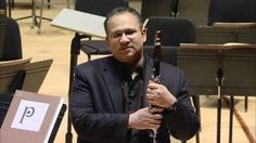 Principal Clarinet Ricardo Morales discusses what music has taught him, via YouTube.