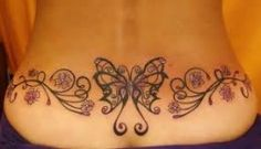 One popular tattoo design that you may want to consider is the butterfly tattoo. The butterfly tattoo is a main stream tattoo symbol and is one of the most popular tattoos in the world. Butterfly tattoos are a common choice for many women. Inner Wrist Tattoos, Back Tattoos, Sexy Tattoos, Unique Tattoos, Beautiful Tattoos, Tribal Tattoos, Small Tattoos, Tattoos For Women, White Tattoos