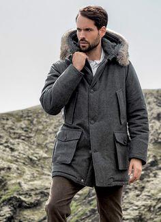 Stilvoll durch den Winter - #Woolrich
