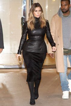 Kim Kardashian's style evolution--read more here!