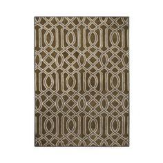 Threshold™ Traditional Lattice Wool Area Rug