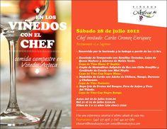 Comida campestre en Viñedos Azteca / 28 Julio 2012 / Qro