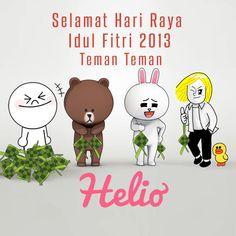 Mengucapkan Selamat Hari Raya Idul Fitri. Mohon Maaf Lahir & Batin #idulfitri