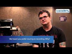 3 Doors Down: Touring Vs. Recording