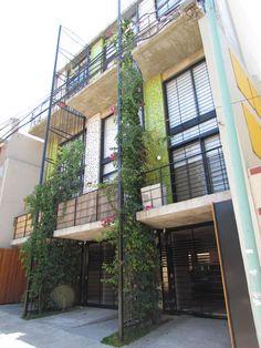 Edificio Moldes 4155 - del Puerto-Sardin