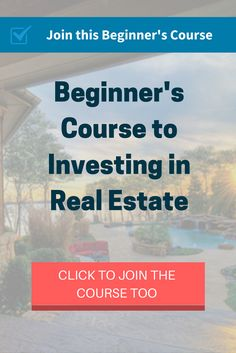 Wishing you had a mentor to help you get started investing in real estate? Well now you do! This course includes 16 modules covering every topic on real estate investing (flipping, wholesaling…More Investment Tips, Investment Property, Rental Property, Creating A Business Plan, Business Planning, Real Estate Investor, Real Estate Marketing, Becoming A Realtor, Real Estate Courses