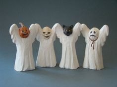 Woodcarvings for the Holidays by M.A.Dellinger Wood Carving on Etsy