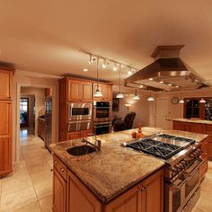 1000 images about kitchen ideas on pinterest kitchen islands islands and kitchens for Kitchen islands with cooktop designs