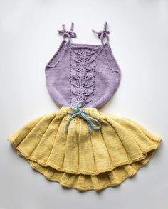 - D A N S E F R Ø K E N - 🌿Endelig ferdig med #aurorasommertopp til en liten venninne. Den passa så godt sammen med danseskjørtet jeg… Knitting, Gowns, Tricot, Breien, Stricken, Weaving, Knits, Crocheting, Yarns