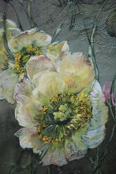 Claire Basler, I absolutely admire her strong, yet delicate style of painting. To see the images of her home in France, I could only imagine that her work is closely linked to it's way of life. Botanical Art, Botanical Illustration, Illustration Art, Illustrations, Deco Nature, Guache, Arte Floral, French Artists, Painting Inspiration