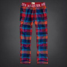 hollister sleep pants