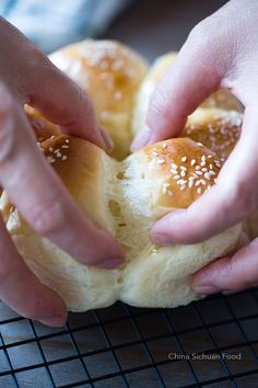 Milk Bread – China Sichuan Food
