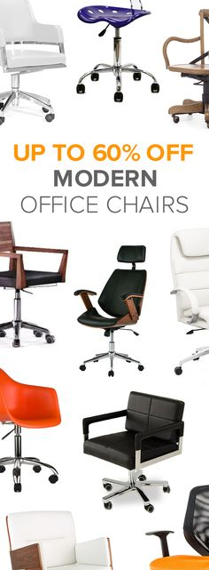 Modern Office Chairs | Shop Now at dotandbo.com