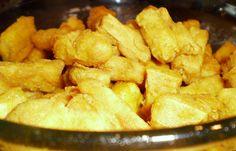 Veggie Vie: Kentucky Fried Tofu