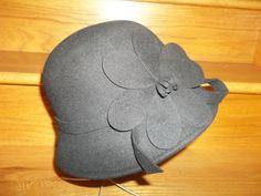 6af0be5620a Vintage Womens Hat...Wool Felt by vintagelinentreasure on Etsy Vintage  Wear