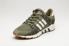 Adidas EQT Support RF Camo #style #menstyle #sneakers #adidas #EQT