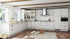Køkken inspiration | Gode idéer & lækkert nyt køkken design