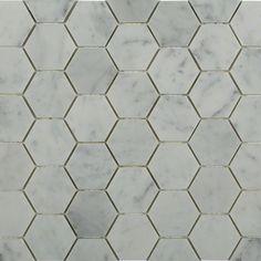 Hexagon White Carrera_Main