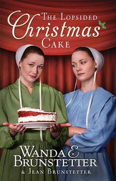 BOOK REVIEW: The Lopsided Christmas Cake by Wanda E. Brunstetter and Jean Brunstetter