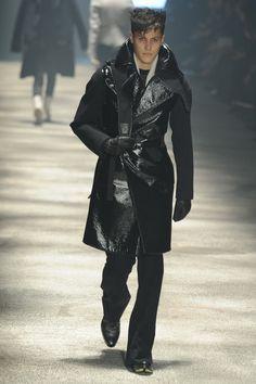 Lanvin Fall/Winter 2012 Menswear Collection