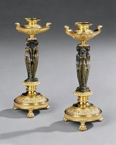 ORMOLU GILDED NEOCLASSICAL Empire figure ormolu OR neoclassical OR empire OR mouldings - Google Search