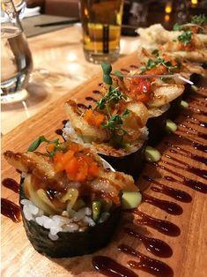 I Love Food, Good Food, Yummy Food, Sashimi, Sushi Recipes, Healthy Recipes, Healthy Eating Meal Plan, Enjoy Your Meal, Sleepover Food