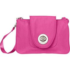 #FabricHandbags, #Handbags - baggallini Belfast Cherry Blossom - baggallini Fabric Handbags