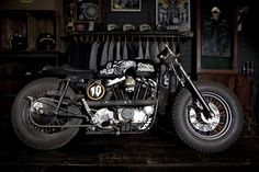 CUSTOM CAFE RACER MOTORCYCLE | ILOVEDUST V's BONESHAKER | Custom motorcycles | Cafe Racer | Custom Cafe Racer | way2speed.com