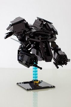 Lego The Dark Knight Rises - Bat